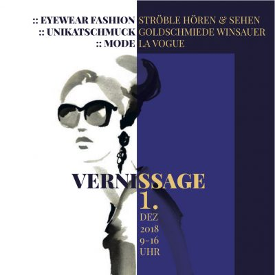 Eyewear Fashion Vernissage Augenoptik Ströbe Überlingen