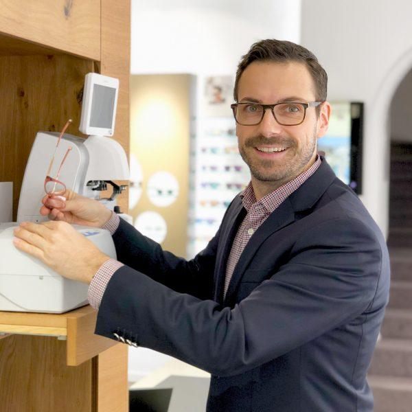 Ronny Eisentraut Augenoptikermeister Überlingen